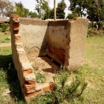 The Water Project: Kakubudu Primary School -  Urinal