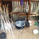 The Water Project: Shitaho Community A -  Kitchen