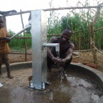 The Water Project: Teyago Bada Ngyero Community -