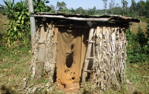 The Water Project : 12-kenya4710-latrine