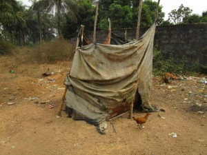 The Water Project : 12-sierraleone5104-bathing-room