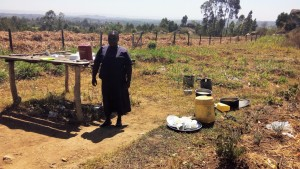 The Water Project:  School Cook