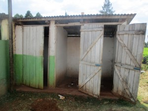 The Water Project : 13-kenya4653-latrines