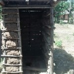 The Water Project: Eluhobe Community -  Latrine