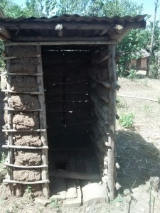 The Water Project : 13-kenya4710-latrine