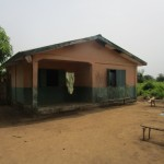 The Water Project: DEC Primary School -  Teachers Quarters