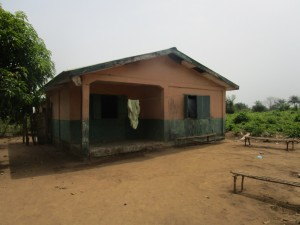 The Water Project:  Teachers Quarters