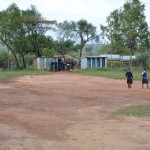 The Water Project: Lung'u Secondary School -