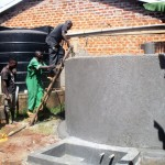 The Water Project: Esiandumba Secondary School -