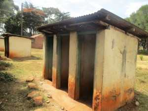 The Water Project : 14-kenya4653-latrines