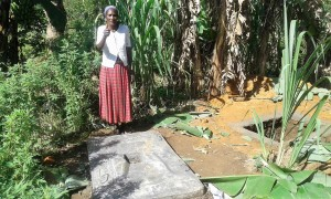 The Water Project : 15-kenya4593-sanitation-platform