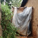 The Water Project : 15-kenya4709-improvised-latrine