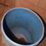 The Water Project: Katitu Community A -  Water Storage Container