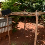 The Water Project: Mbuuni Community A -  Dish Rack