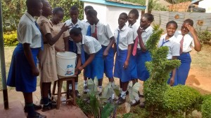 The Water Project:  Improvised Hand Washing