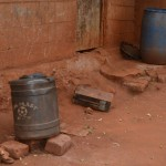 The Water Project: Katitu Community A -  Household