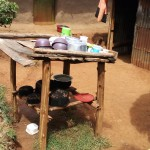 The Water Project : 17-kenya4709-dish-rack