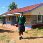 The Water Project: AIC Mutulani Secondary School -  Student Judith Mutunga