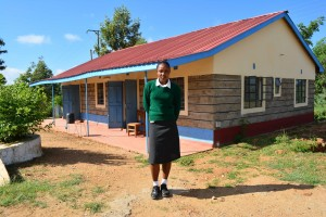 The Water Project:  Student Judith Mutunga