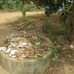 The Water Project: DEC Primary School -  Rubbish Pit