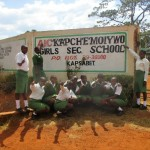 The Water Project : 2-kenya4653-school-gate