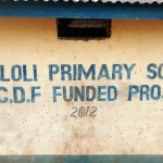 The Water Project: Ebusiloli Primary School -  School Entrance