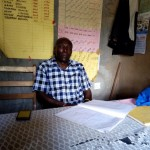 The Water Project: Kakubudu Primary School -  Headteacher