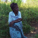 The Water Project: Emarembwa Community -  Mrs Nyangweso