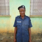 The Water Project: Tintafor, Police Barracks C-Line Community -  S Kamara