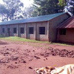 The Water Project: Bukhulunya Primary School -  School Compound