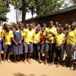 The Water Project: Kakubudu Primary School -  Group Picture