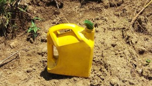 The Water Project:  Water Fetching Container