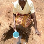 The Water Project : 3-kenya4760-fetching-water