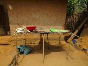 The Water Project : 4-sierraleone5105-dish-rack