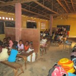 The Water Project: Word of Life Bilingual School -  Students In Class