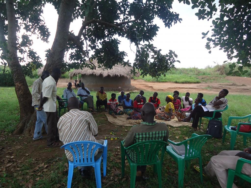 4 uganda6076 training