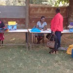 The Water Project: Matende Girls High School -  Form One Enrollment
