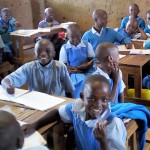 The Water Project: Bukhulunya Primary School -  Students In Class
