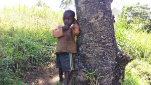 The Water Project:  Another Child Waits For His Siblings