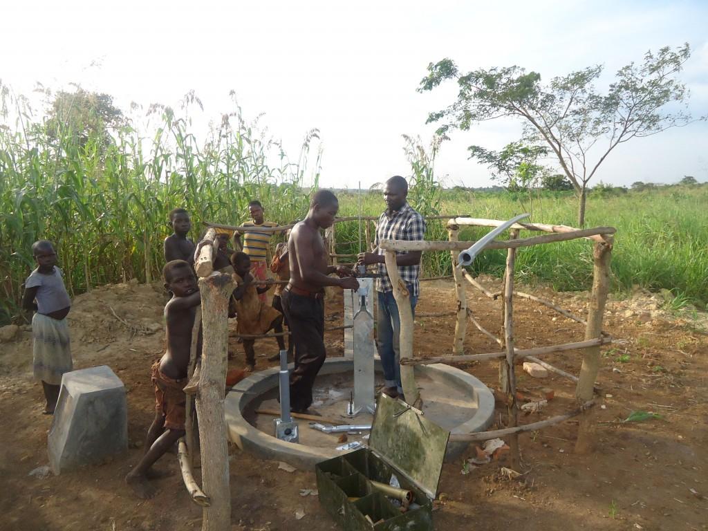 5 uganda6077 pump installation
