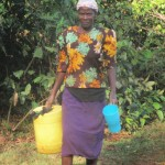 The Water Project : 6-kenya4710-fetching-water