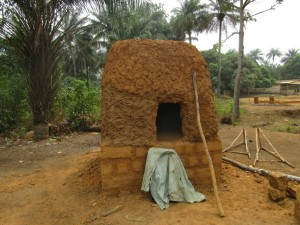 The Water Project : 6-sierraleone5104-oven-for-baking