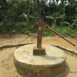 The Water Project: Mapeh Community -  Dry Source