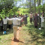 The Water Project: Givunji Community, Givunji Spring -