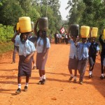 The Water Project: Digula Secondary School -  Back To School