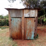 The Water Project: Walodeya Primary School -  Latrines