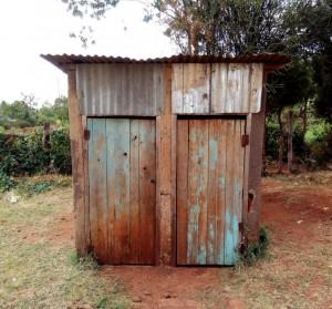 The Water Project : 7-kenya4659-latrines