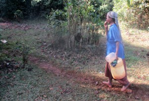 The Water Project : 7-kenya4710-fetching-water