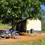 The Water Project: AIC Mutulani Secondary School -  Motorbike