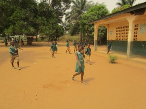 The Water Project:  Outside Classroom